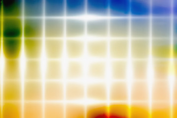 Glow lines abstract background. Rays of light