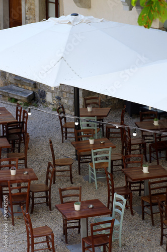 Terrasse De Café Stock Photo And Royalty Free Images On