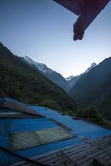 Himalaya Annapurna Trekking Wolken