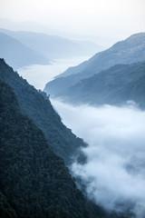 Himalaya Annapurna  Wolken