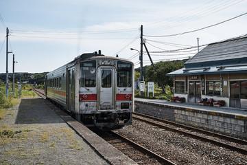 宗谷本線 抜海駅