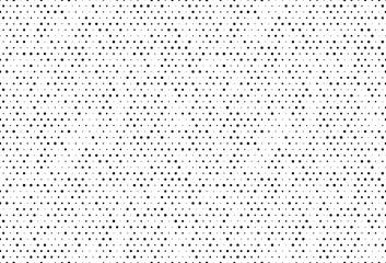 Seamless Screentone Pattern #Vector Background