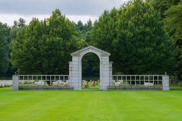 Britischer Ehrenfriedhof bei Goch