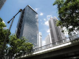 ビジネスイメージ 新宿副都心