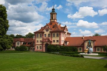 Schloss Altshausen im Landkreis Ravensburg