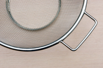 sieve for washing products, wash cereals