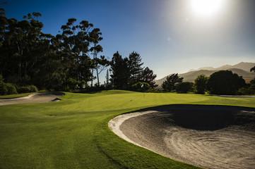 Golfcourt on Sunrise