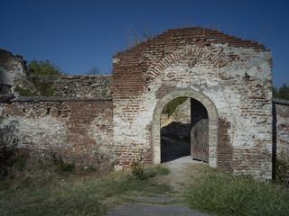 Entrance of Kladovo Fortress, Kladovo, Bor District, Serbia