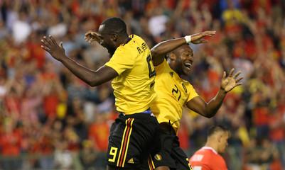 International Friendly - Belgium vs Costa Rica