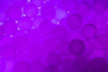 Abstract background of beautiful purple bokeh
