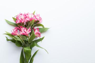 Pink Floral Desktop Mockup