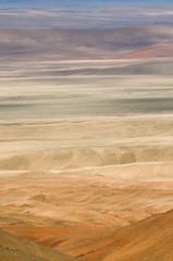 Diversity of colours of the desert