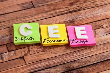 post-it acronyme : CEE