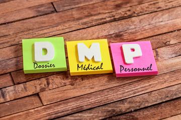 post-it acronyme : DMP