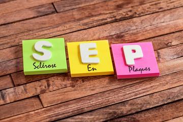 post-it acronyme : SEP