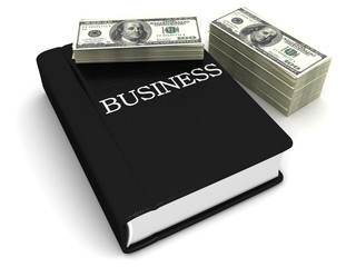 Book on business is a concept of success
