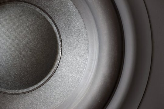 Speaker Diffuser Home theater sound quality speakers Loud music Macro photography