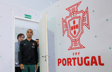 Soccer Football - World Cup - Portugal News Conference