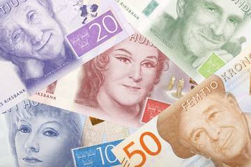 Money from Sweden, a background