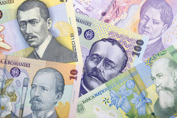 Money from Romania, a background