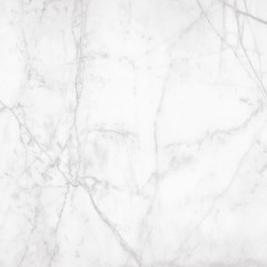 White marble texture pattern background.