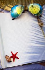 Summer vacation; enjoy happy holiday on the Summer beach