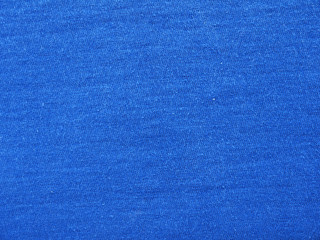 blue fabric cloth texture