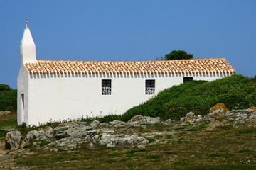 la chapelle,notre dame de bonne aventure à l'île d'yeu