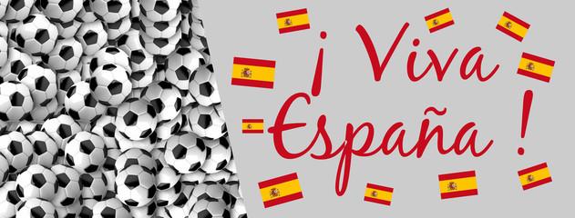 Viva España - Copa Mundial de Fútbol
