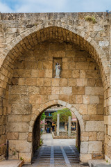 Old Souk Byblos Jbeil in Lebanon Middle east