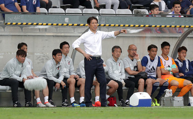 International Friendly - Japan vs Paraguay