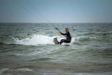 Kitesurfing in Bournemouth