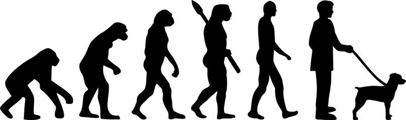 Brittany Spaniel evolution