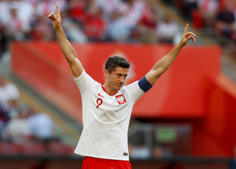 International Friendly - Poland vs Lithuania