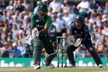 Scotland vs Pakistan - First International T20
