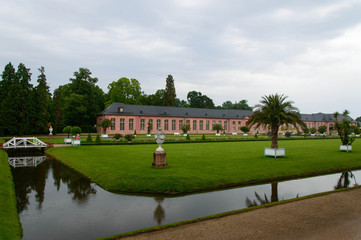 Schwetzingen, summer residence of the electors palatine of charles iii philip and charles iv theodor