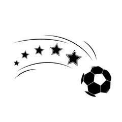 fussball soccer game background