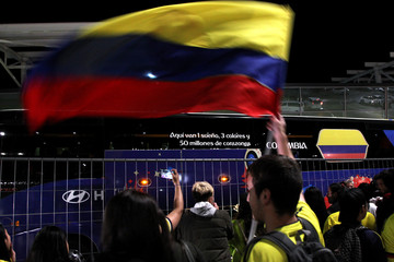 Soccer Football - FIFA World Cup - Colombia Arrival