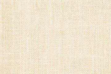 Pastel abstract Hessian or sackcloth fabric or hemp sack texture background. Wallpaper of artistic...