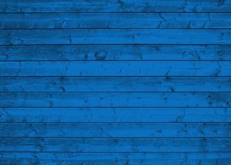 Alte blaue Holzbretter als Hintergrund