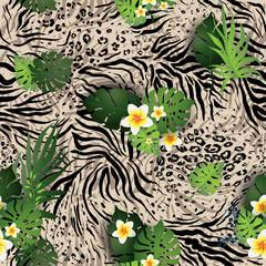 Texture animal pattern