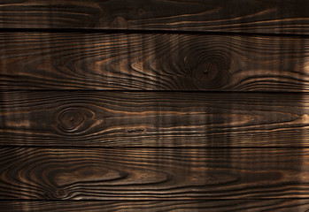 Old wooden background. wooden boards