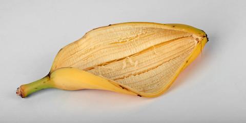Leere Banane