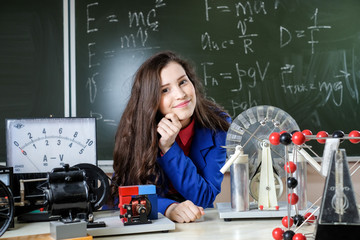 students chemistry physics