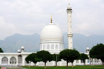 Hazratbal Shrine (Majestic Place)  Srinagar,  Jammu an Kashmir, India