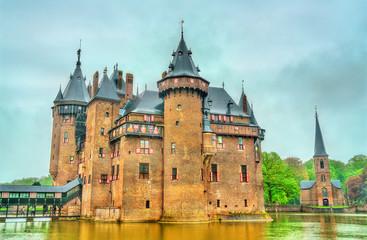 De Haar Castle near Utrecht, Netherlands