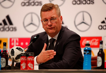 World Cup - Germany Press Conference