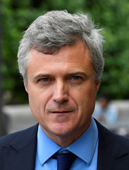 Mark Read, Co-Chief Operating Officer of advertising agency WPP leaves following their AGM in London