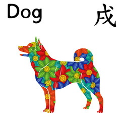 Eastern Zodiac Sign Dog