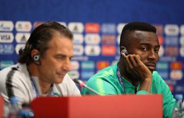 World Cup - Saudi Arabia Press Conference